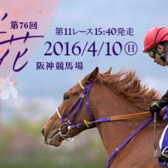 第76回 桜花賞 2016 G1 マヨトラ競馬アイドル予想