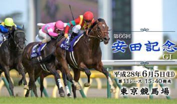 第66回 安田記念 2016 G1 マヨトラ競馬アイドル予想