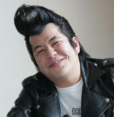 お笑い芸人「超新塾」のブ~藤原さん
