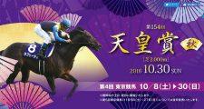 東京競馬場2016年10月のイベント情報