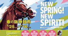 2017年2月阪神競馬場イベント情報