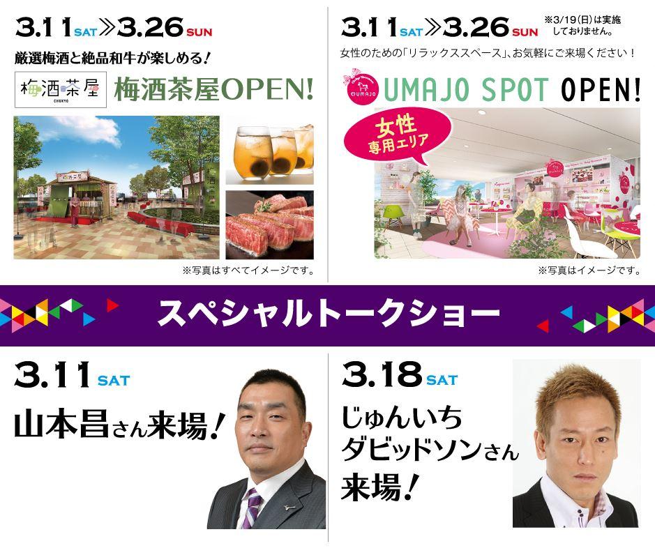 2017年03月中京競馬場イベント情報
