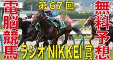 第67回-ラジオNIKKEI賞(GⅢ)