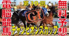 12月2日-第19回-チャンピオンズカップ(GⅠ)バナー