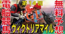 第14回-ヴィクトリアマイル(GⅠ)バナー