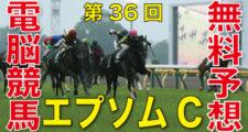 06月09日-第36回-エプソムカップ(GⅢ)-電脳競馬新聞無料予想