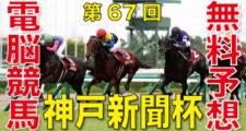 第67回-神戸新聞杯(GⅡ)バナー