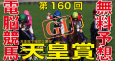 第160回-天皇賞(秋)(GⅠ)ロゴ