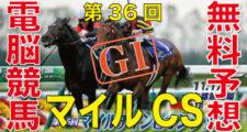 第36回-マイルチャンピオンシップ(GⅠ)バナー